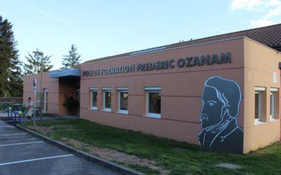 MÂCON : De nouveaux locaux pour le pôle de formation Ozanam